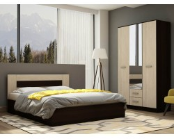 Спальня Сити-1 фото