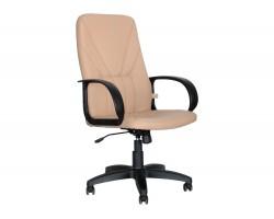 Офисное кресло Office Lab standart-1371 ЭК Эко кожа слоновая кос фото
