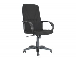 Офисное кресло Office Lab standart-1371 Т Ткань черная фото
