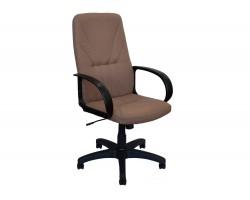 Офисное кресло Office Lab standart-1371 Т Ткань рогожка коричнев фото