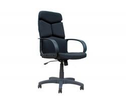 Кресло руководителя Office Lab comfort-2572 Ткань Черный фото