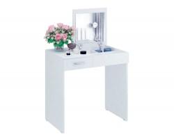 Туалетный столик Риано-01 белый фото