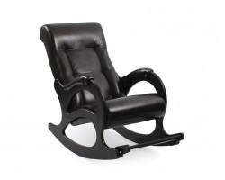Кресло-качалка Модель 44 без лозы фото