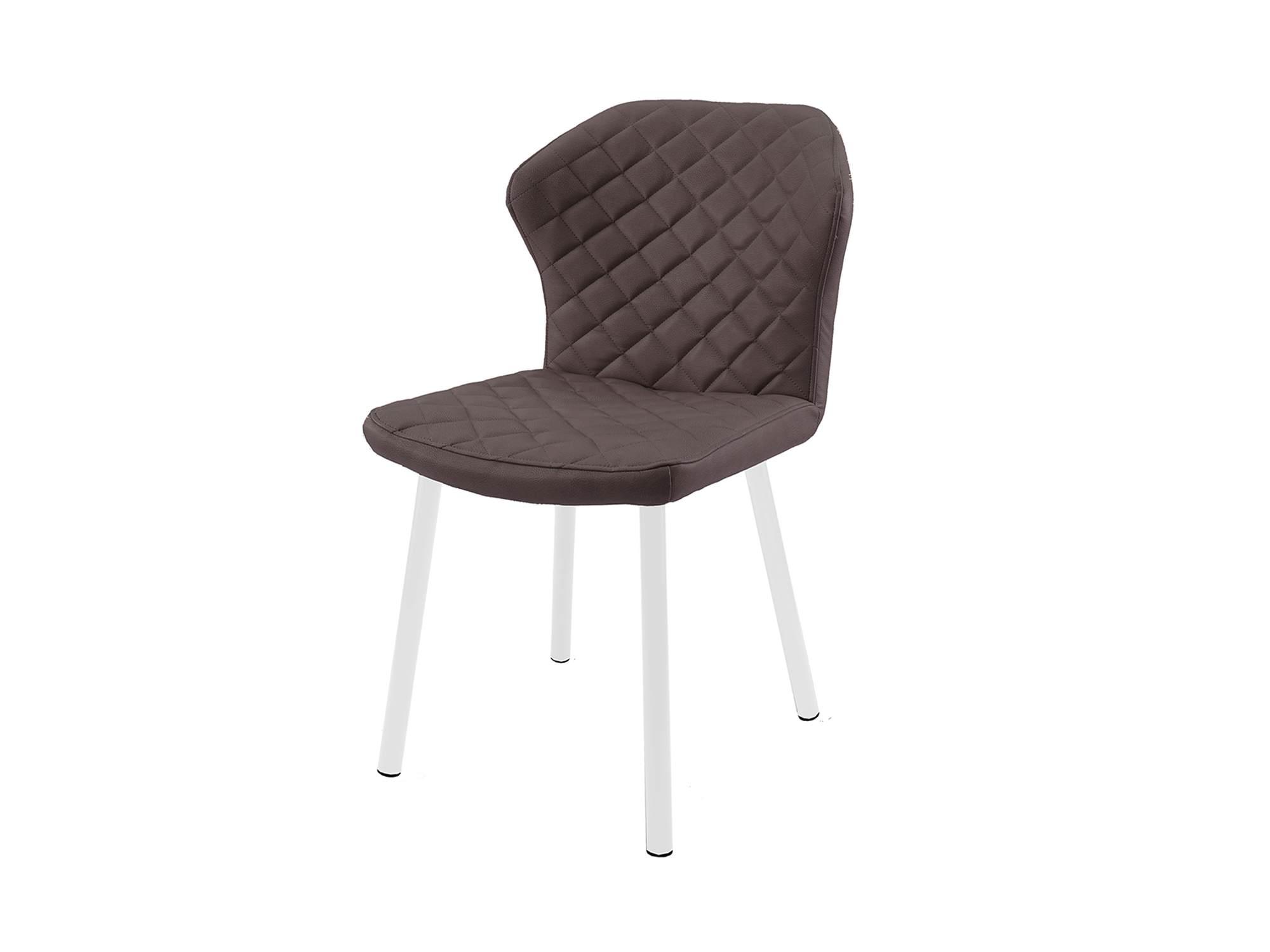 монтаж белые стулья коричневая ткань фото может больше